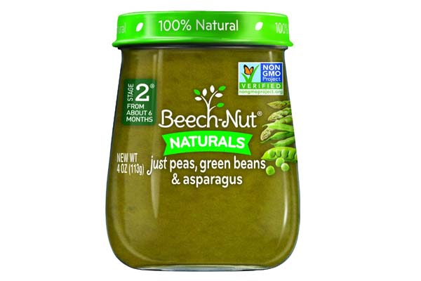 Beechnut All Natural Baby Food