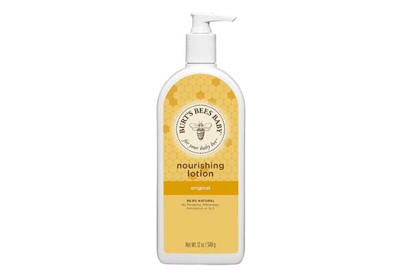 best lotion for baby dry skin