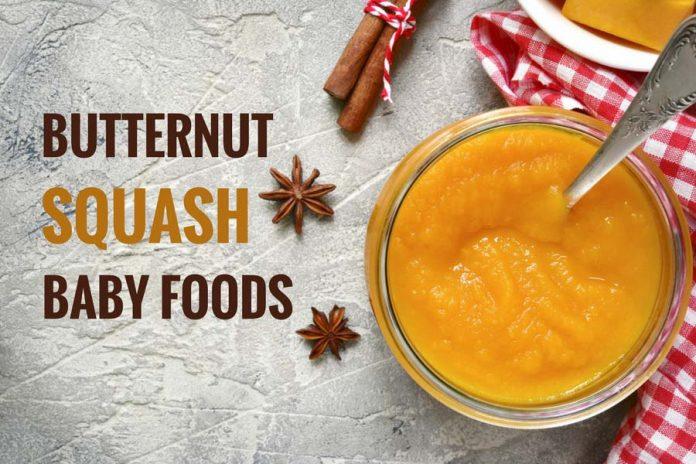Best Butternut Squash Baby Foods