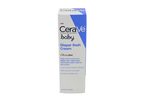 baby diaper rash cream