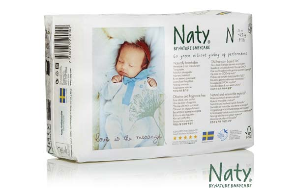 pampers for newborn baby