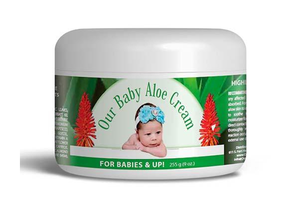 eczema baby cream