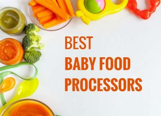baby food blender and processors