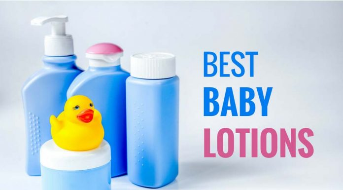best lotions for babies