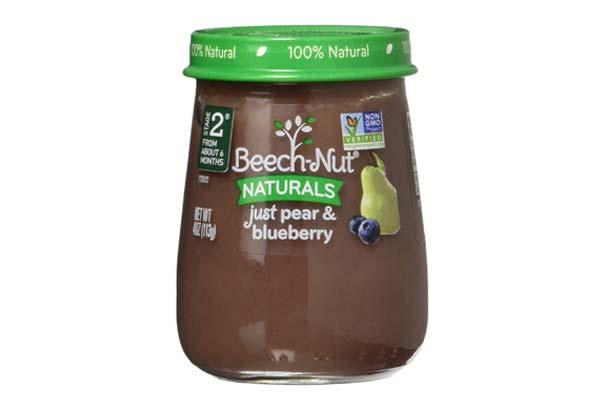 organic beechnut baby food